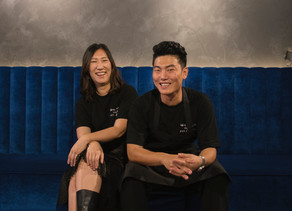 Three Questions: the creative duo of Sydney's Soul Dining, Illa Kim and Daero Lee
