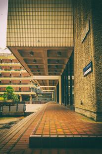 Barbican Centre, London (2020)