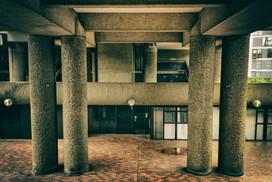 Barbican Estate, London (2020)