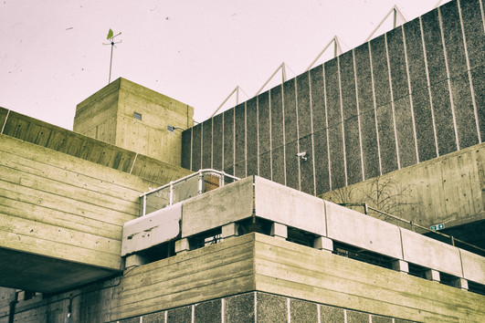 Hayward Gallery, London (2020)