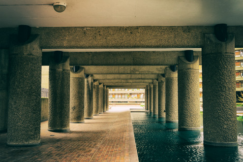 Barbican Estate, London (2020)