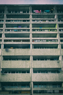 Cables Wynd House, Edinburgh (2020)