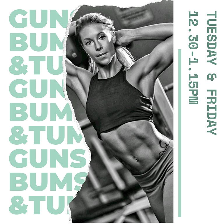 Guns Bums & Tums