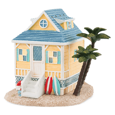 BEACH BUNGALOW HOUSE  Scentsy Warmer