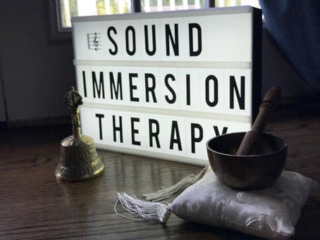 Healing Through Sound - More Than Just Music
