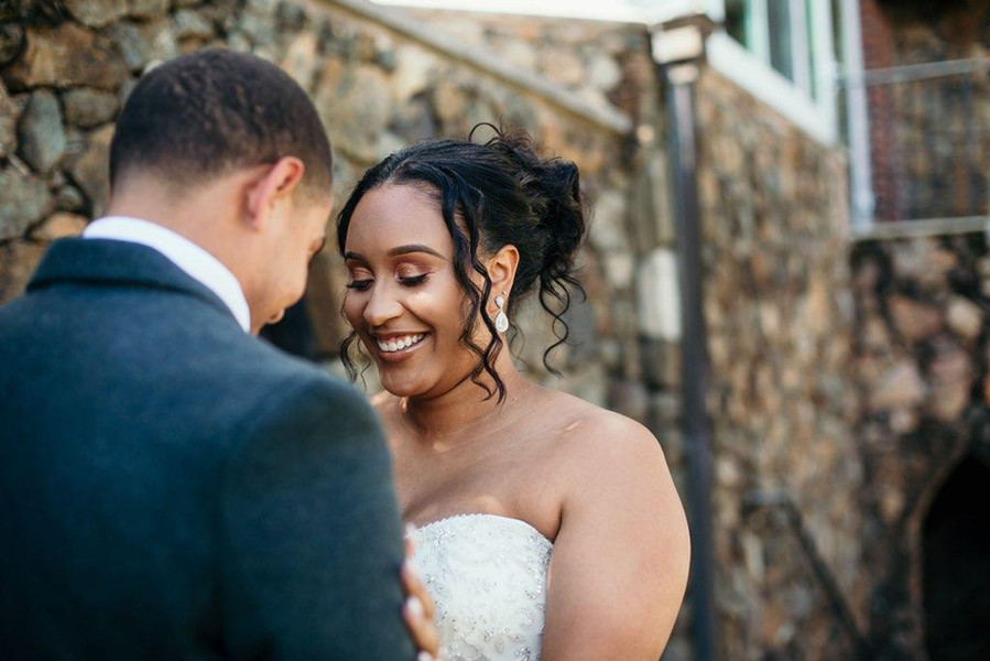 bridal styling (sew-in)