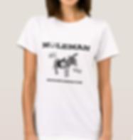 Women's MULE T-Shirt
