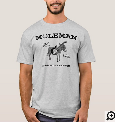 Men's MULEMAN T-Shirt