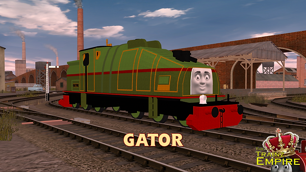 List of Synonyms and Antonyms of the Word: trainz gator