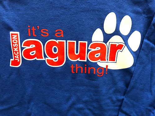 Jaguar Thing-long sleeve