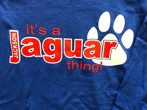Jaguar Thing-long sleeve
