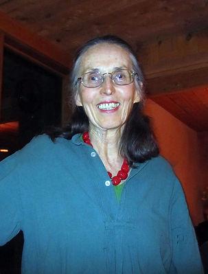 Luisa Baldinger, potter.  Makes pottery and ceramic sculpture in Santa Fe, New Mexico.