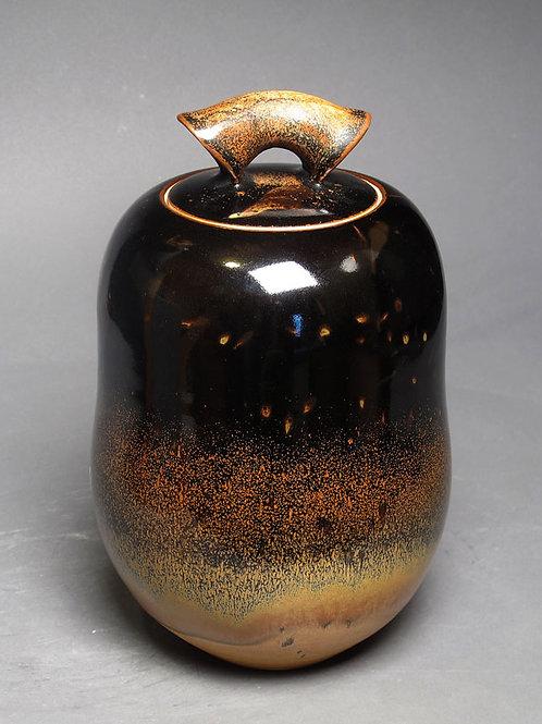 Covered Jar #19