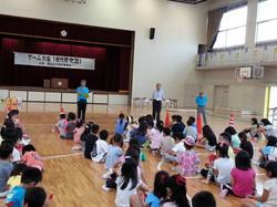 黒山校区福祉委員会主催のゲーム大会  2014.06.22