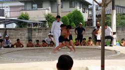 2014.07.27 登美丘地区のこどもスポーツ大会