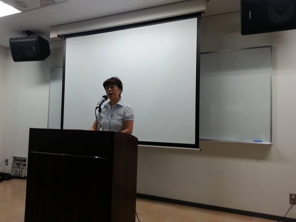 2014.07.05 美原地区全校区合同青少年健全育成講演会