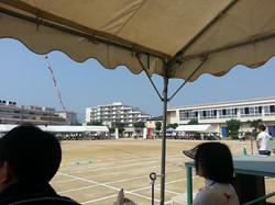 野田小学校の運動会 2014.05.31