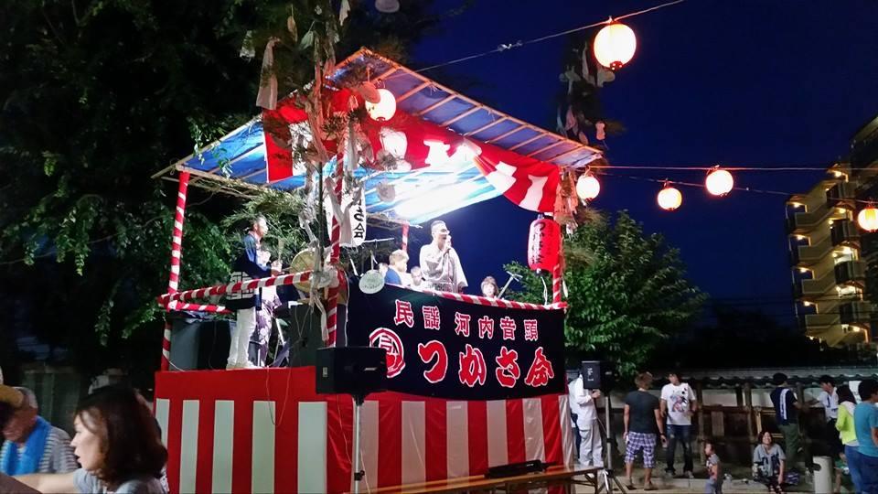 2014.08.24 南野田の盆躍り