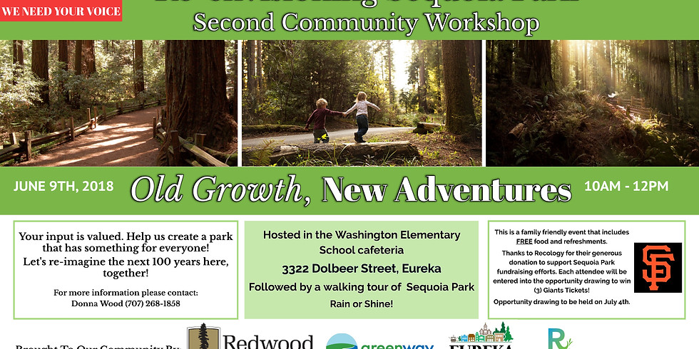Old Growth, New Adventures (1)