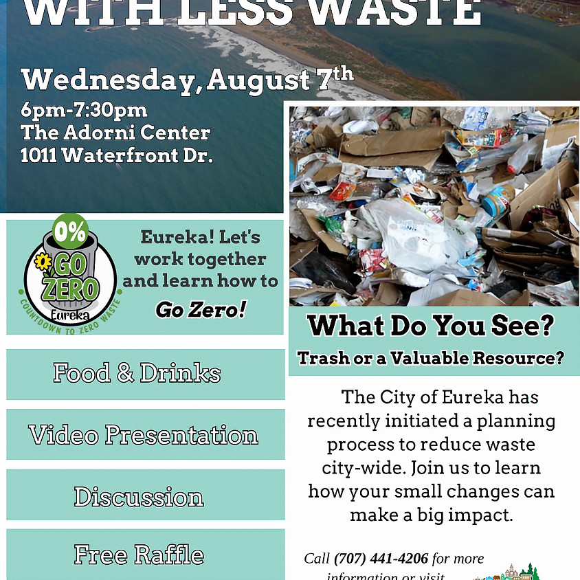 How To Live With Less Waste