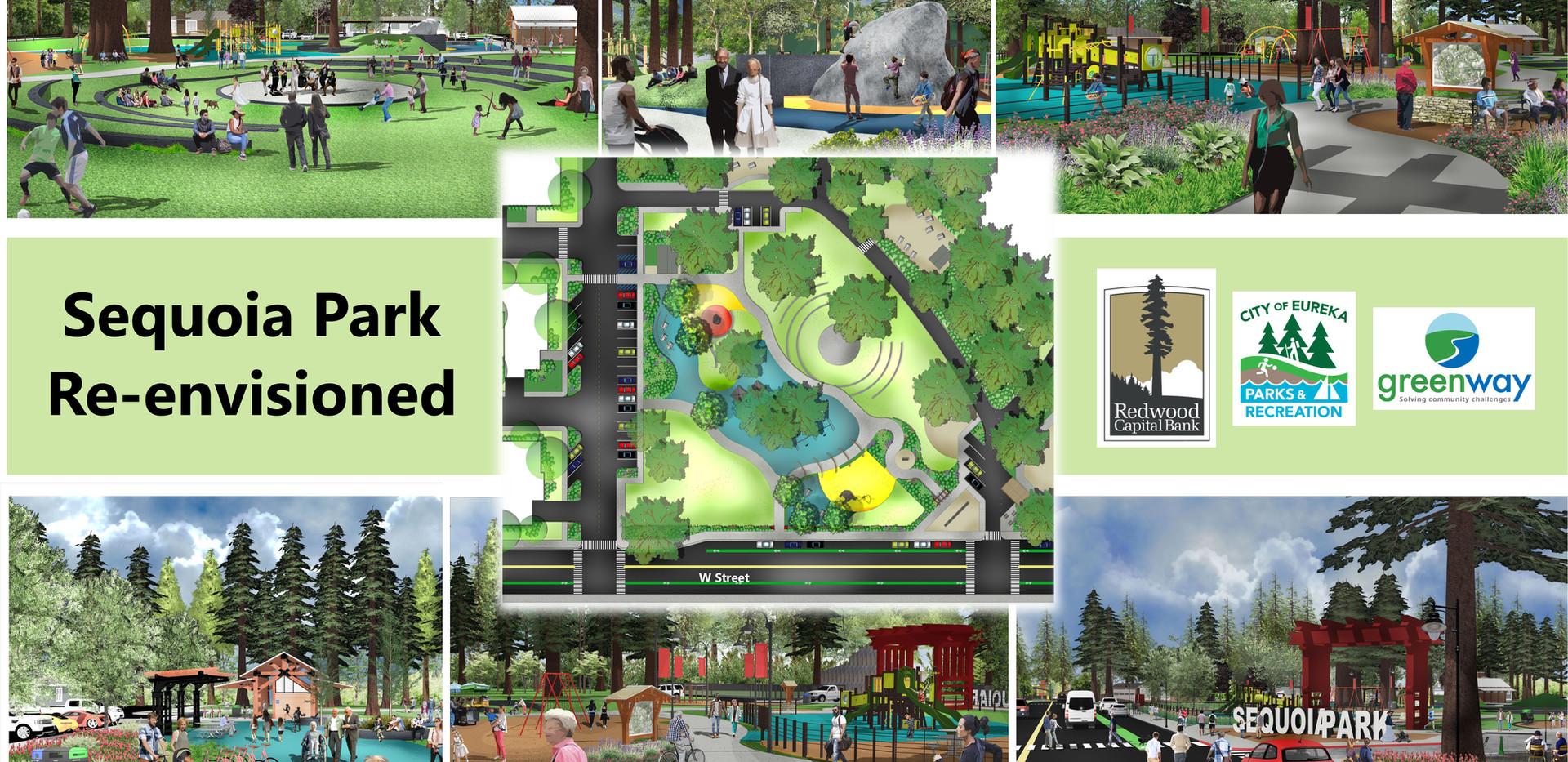 Re-Envisioning Sequoia Park