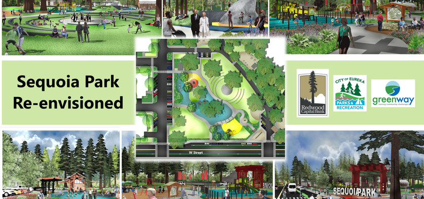 Re-Envisioning Sequoia Park