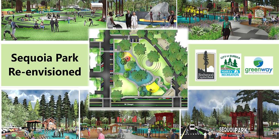Sequoia Park Re-Envisioning Survey!
