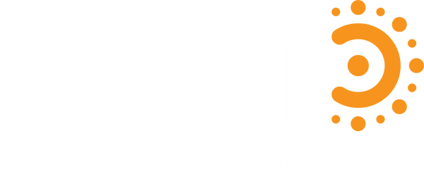 Logo IP Sul slogan - branco e laranja.pn