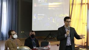 IPSul apresenta plano de modernização da iluminação pública para gestores de Porto Alegre