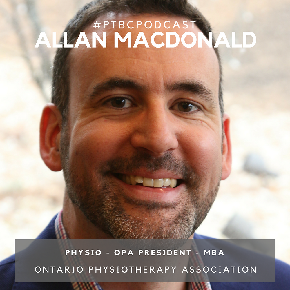 Allan Macdonald is Director of Student Health and Wellness at Ryerson University, a registered physiotherapist and has completed his  MBA from the Schulich School of Business.