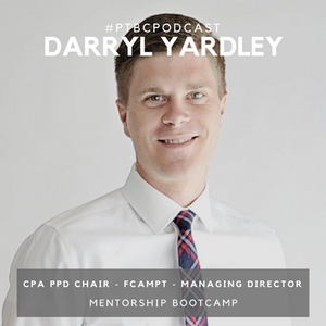 """Welcome to the """"Lessons Learned"""" edition of PT Business Corner where we provide the most important points we learned in discussion with our guests. Today's guest is the renowned Darryl Yardley. He graduated from the University of Toronto in 2006 and has practiced as an orthopedic physiotherapist since, also completing his Fellowship in Canadian Manipulative Therapy in 2009. Currently, Darryl is the director of therapy services at the Brant Community Healthcare System and he continues to work clinically as a consultant with orthopedic surgeons and neurosurgeons. He is also the chair of the Private Practice Division and represents Canada at an international level as a member of the International Private Practice Physical Therapist Association (IPPTA). Darryl is the founder of Mentorship Bootcamp and course manager and professor for the Business and Entrepreneurship courses in Physical Therapy at Western University and provides guest lectures to students at the Unversity of Toronto and McMaster University."""