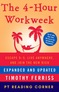The 4-Hour Workweek Book Cover