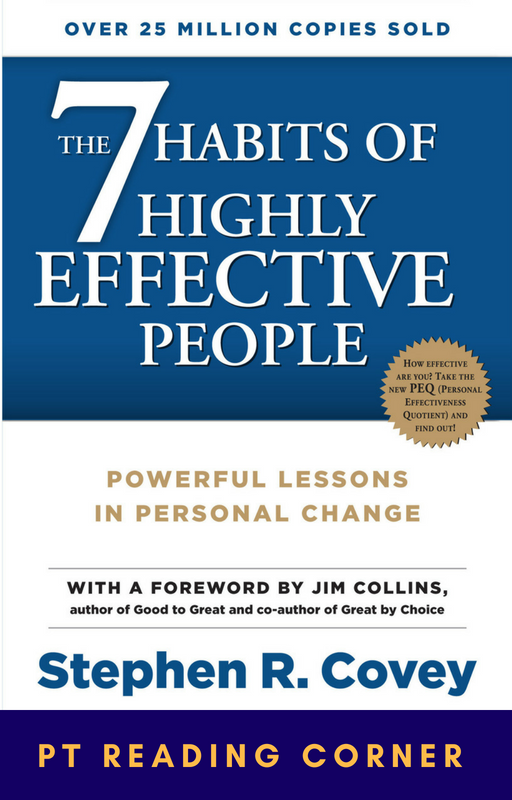 7 Habits of Highly Effective People Book Synopsis Stephen Covey