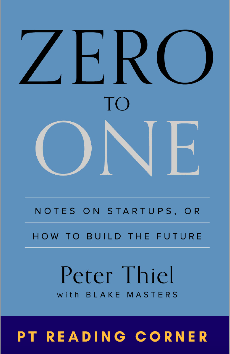 Zero to One: Notes on Startups, or How to Build the Future is an internationally best-selling book written by Peter Thiel alongside Blake Masters. Thiel is a billionaire entrepreneur, venture capitalist and co-founder of PayPal. The book is a masterpiece self-help guide for entrepreneurs and investors, explaining the intricacies behind building a successful business in the 21st century.
