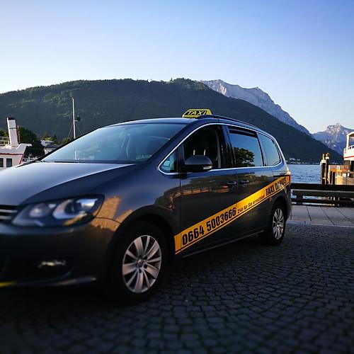 Taxi Darius KG Gmunden