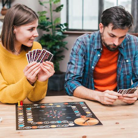 Os Jogos de Tabuleiro do Momento (para 2 ou mais)