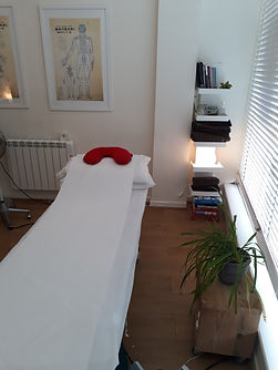 Gentle osteopathic treatment