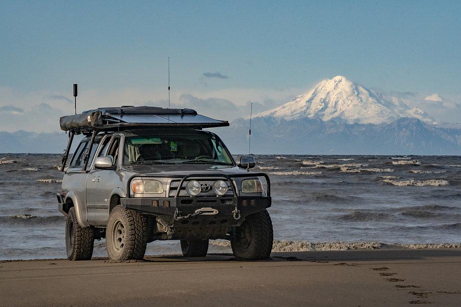 Toyota Tundra in Alaska