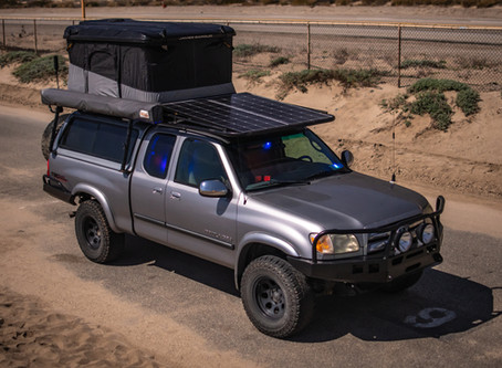New Article: Vehicle Solar / Charging System