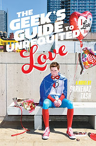 THE GEEK'S GUIDE TO UNREQUITED LOVE cover