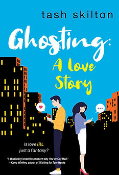 GHOSTING: A LOVE STORY cover