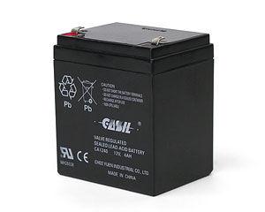 12 volt, 5ah Battery