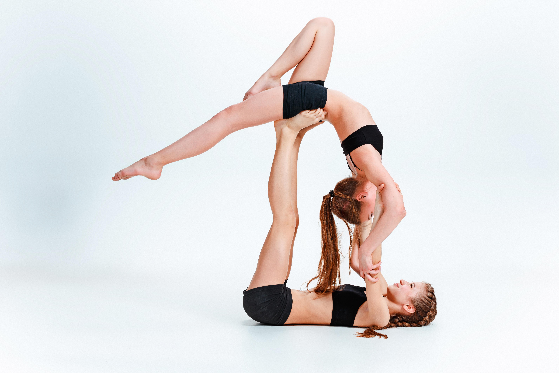 Advanced gymnastics and Acrodance