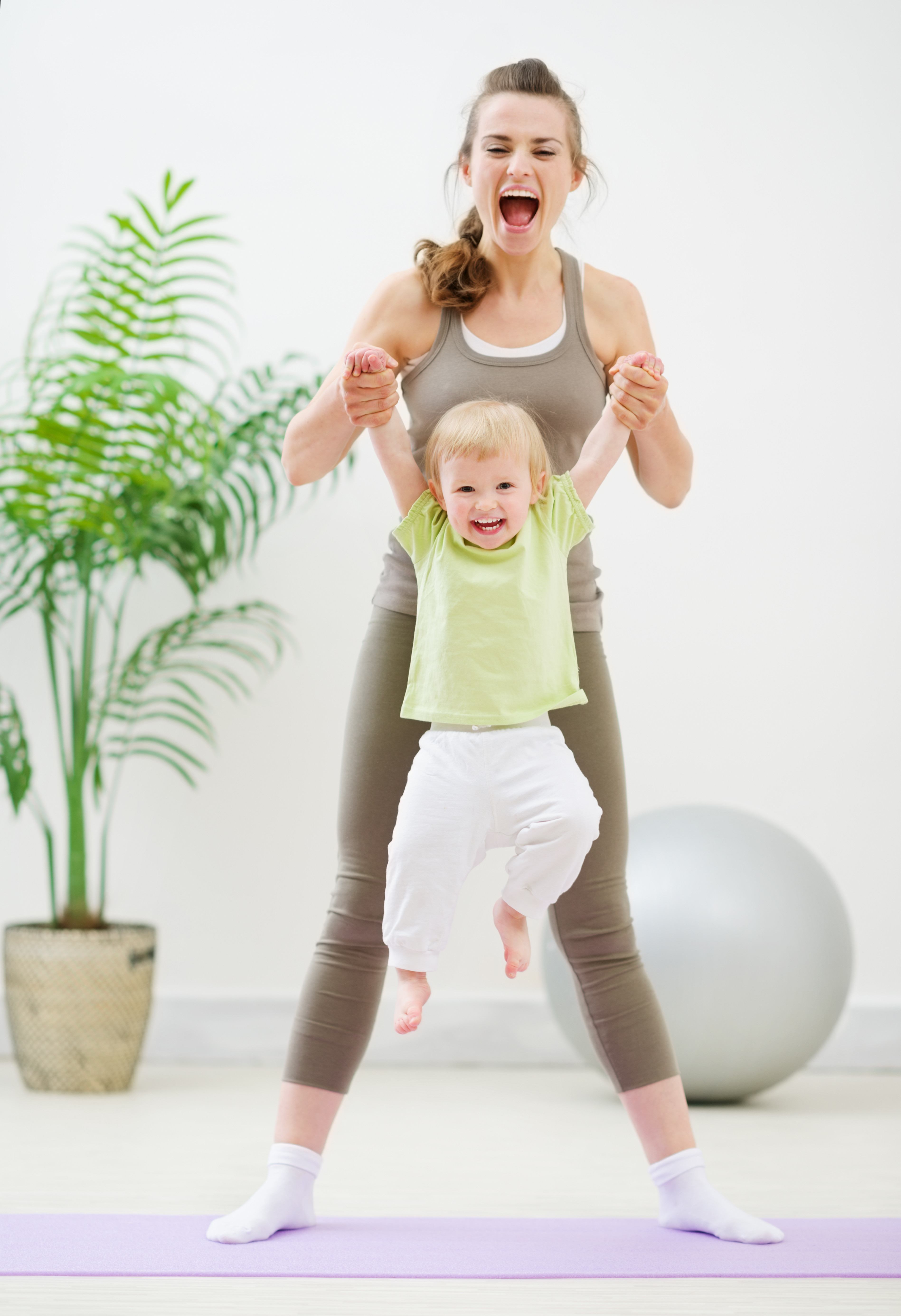 Gymnastics for toddlers 2-4 years old