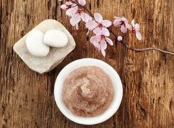 le souffle du zen gommage corps au naturel chamonix massage haute savoie