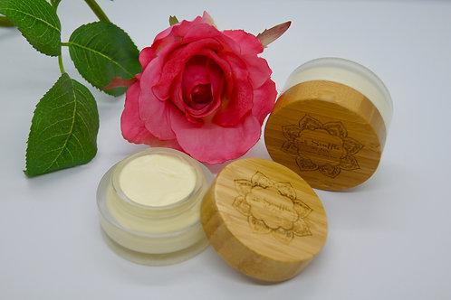 L'ENCHANTERESSE Crème de jour anti-âge à la rose Peaux  sèches à très sèches