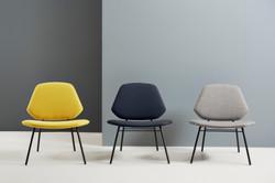 LEAN design lounge char Nur Design