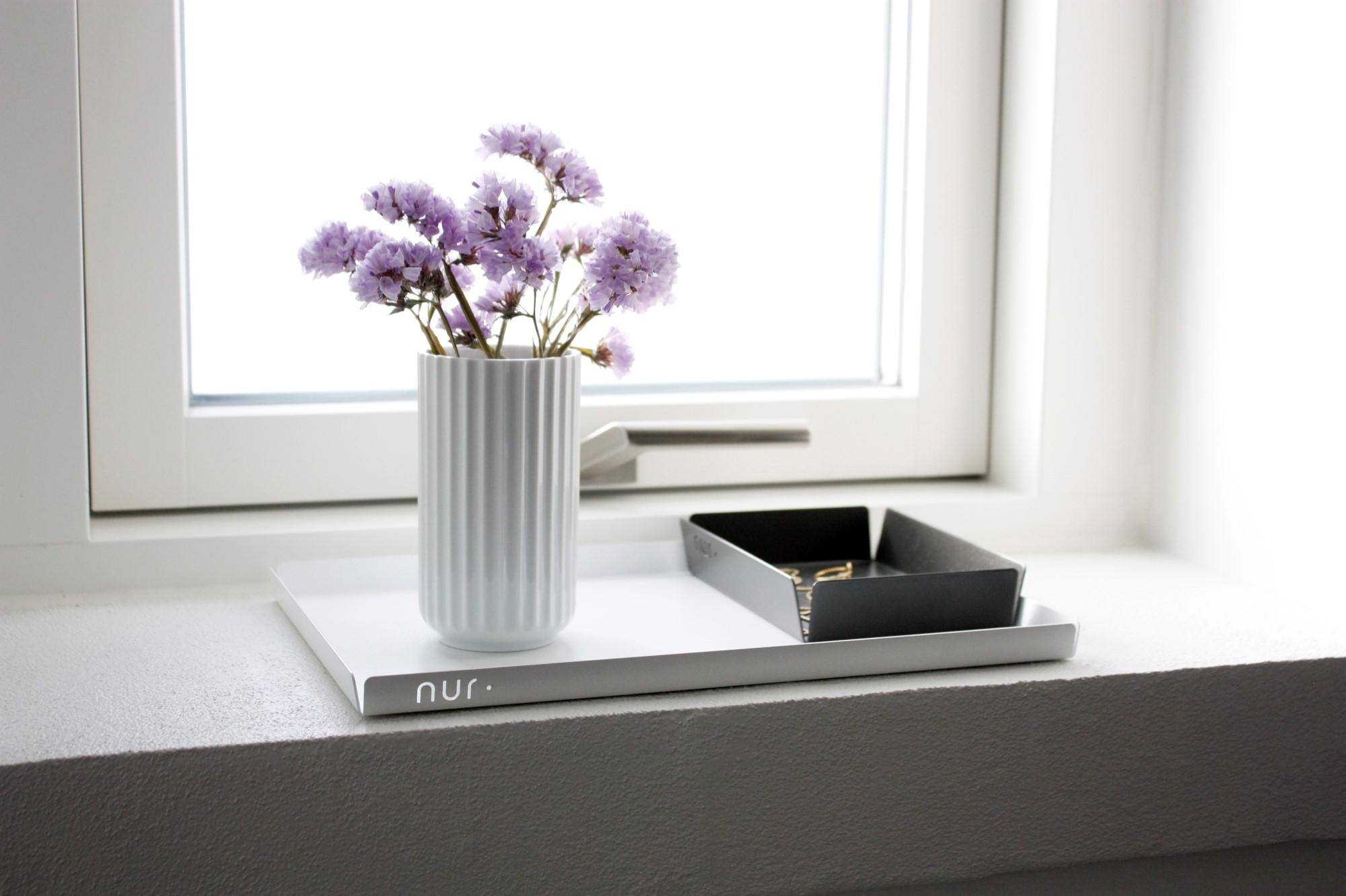 Bolig accessories med bakke fra Nur
