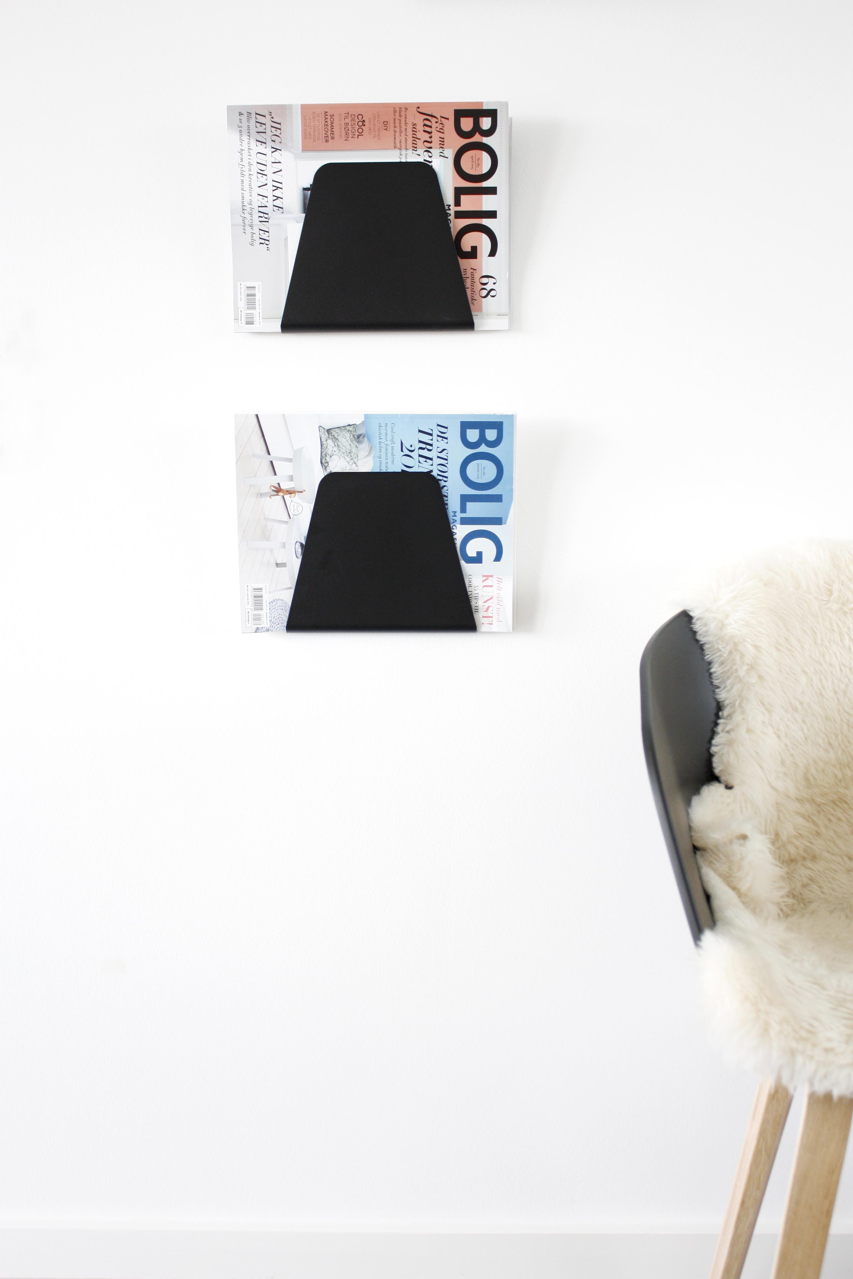 Nur-Curve-Magasinholder-magazineholder-bladholder-avisholder-Magazinedisplay-Bolig-Interiør-Office-N