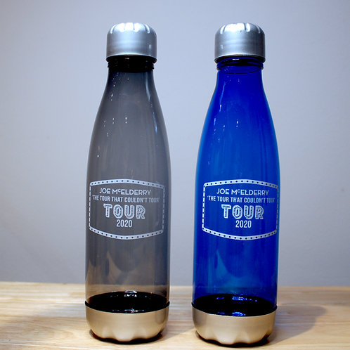 Water Bottle - The Tour That Couldn't Tour